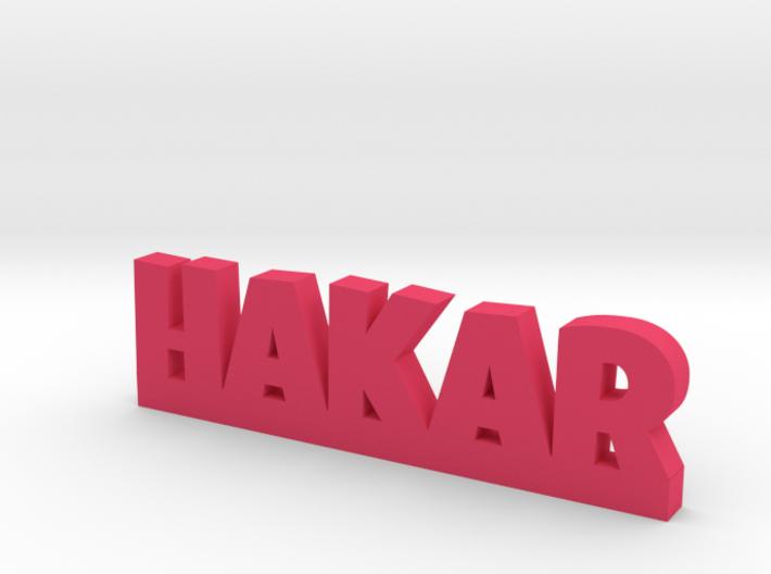 HAKAR Lucky 3d printed