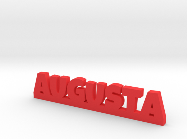AUGUSTA Lucky 3d printed