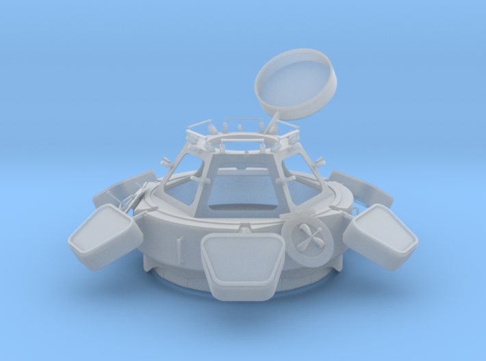 ISS Cupola Replica 1:32 Scale 3d printed