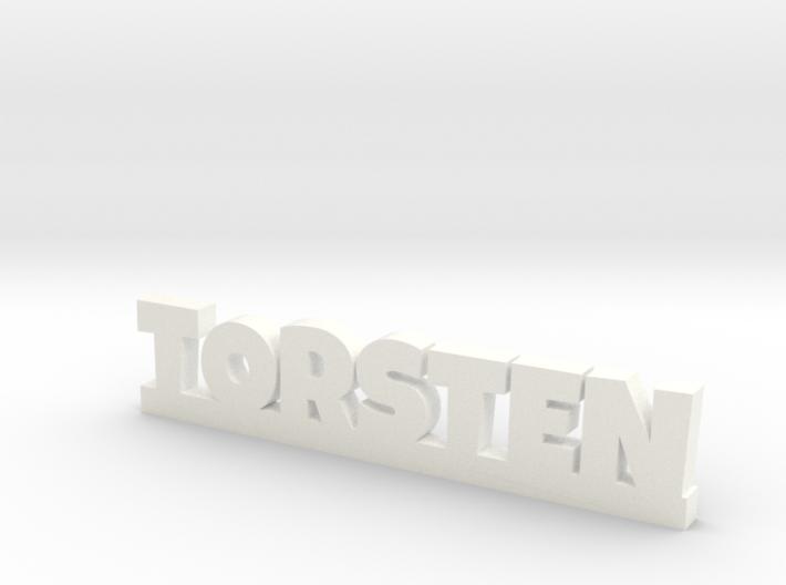 TORSTEN Lucky 3d printed