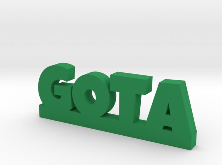 GOTA Lucky 3d printed