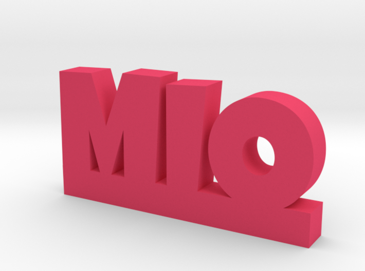 MIO Lucky 3d printed