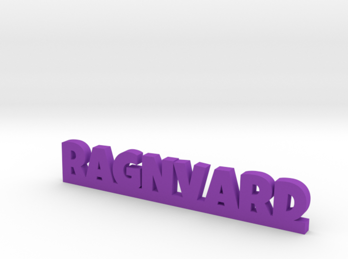 RAGNVARD Lucky 3d printed