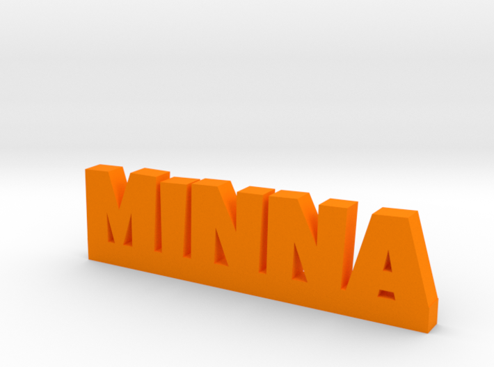 MINNA Lucky 3d printed