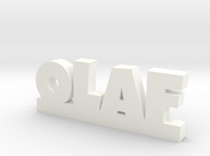 OLAF Lucky 3d printed