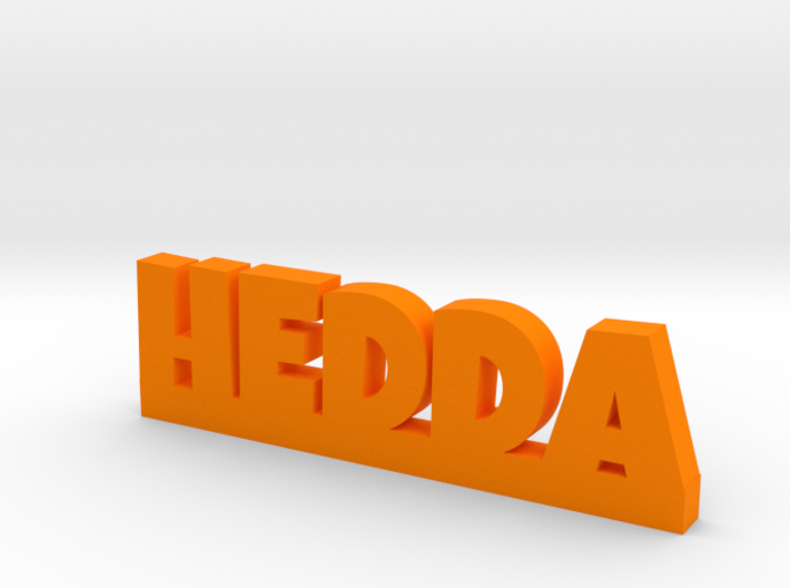 HEDDA Lucky 3d printed