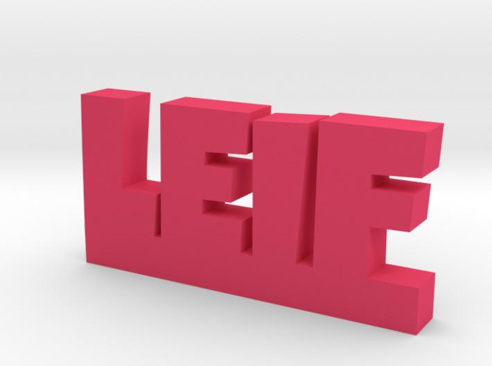 LEIF Lucky 3d printed