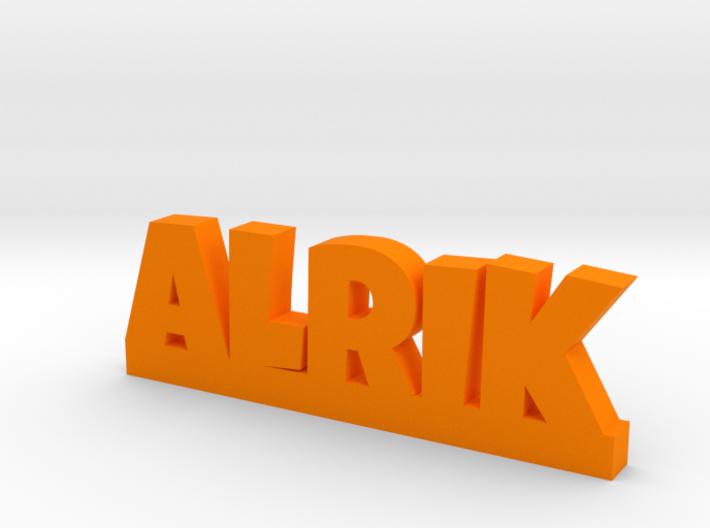 ALRIK Lucky 3d printed