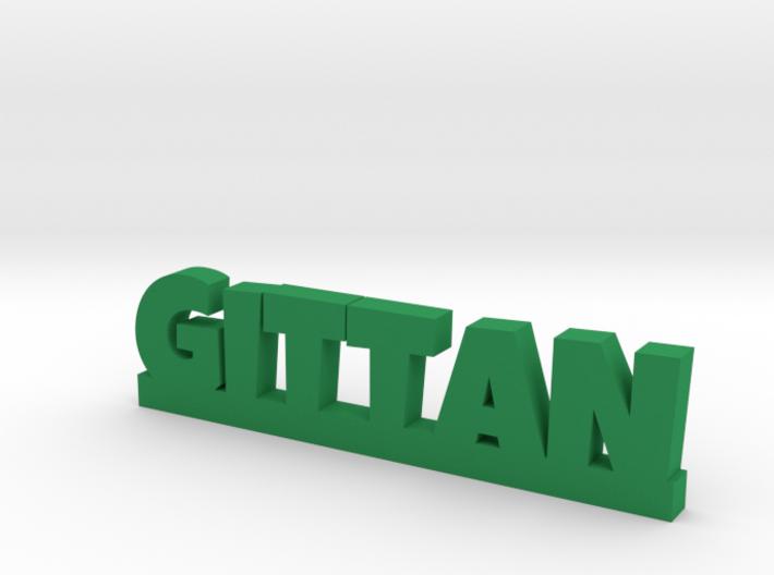 GITTAN Lucky 3d printed