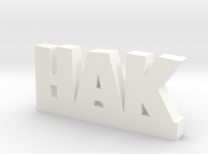 HAK Lucky 3d printed