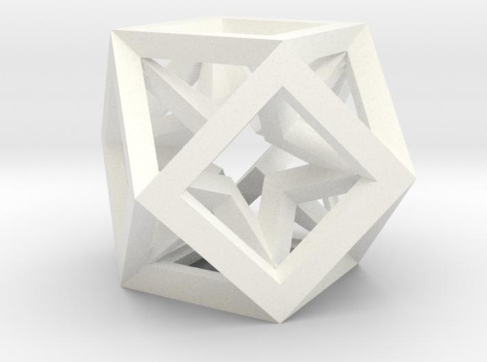 Geo0004 Jewel 3d printed