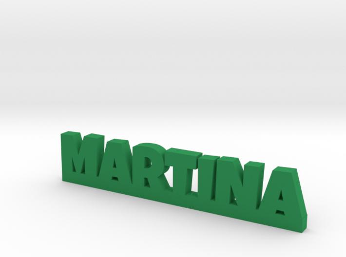MARTINA Lucky 3d printed
