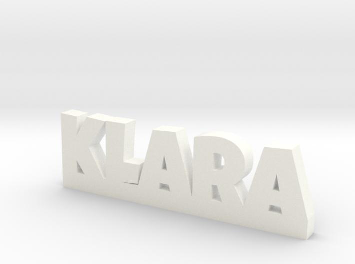 KLARA Lucky 3d printed