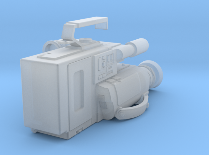 BACK FUTURE 1/8 EAGLEMOS JVC CAM 3d printed
