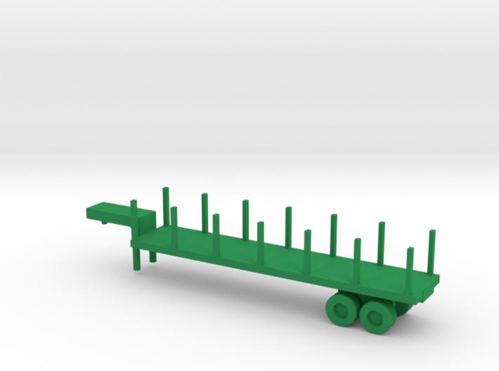1/200 Scale M270 Semitrailer Low Bed 3d printed