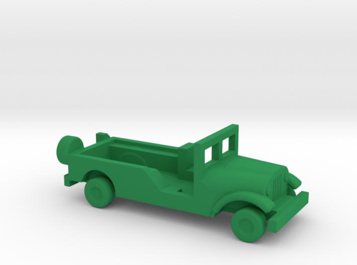 1/200 Scale M170 Jeep Ambulance 3d printed