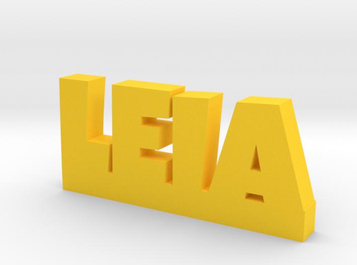 LEIA Lucky 3d printed