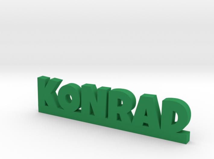 KONRAD Lucky 3d printed