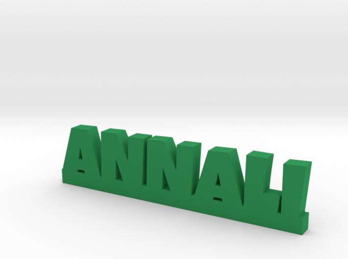 ANNALI Lucky 3d printed