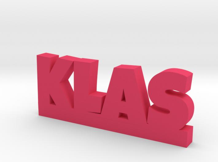 KLAS Lucky 3d printed