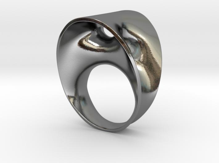 Ring Tunnel doppio 3d printed