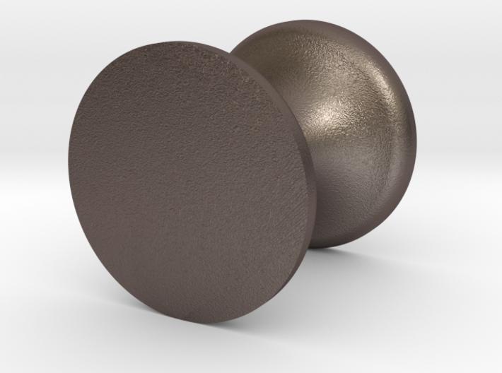 Custom Seal 1.2mm Deep 3d printed
