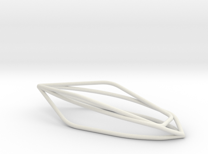 Boat Speed 2 scale 1-100 3d printed