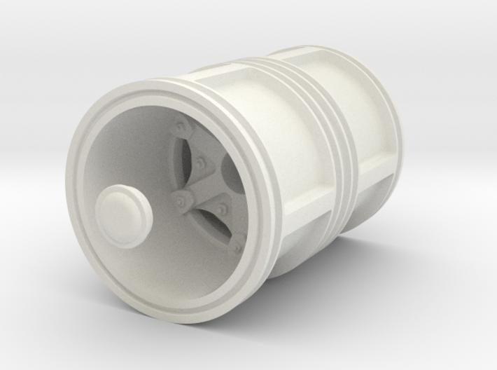 Rear-wheel-48mm 3d printed