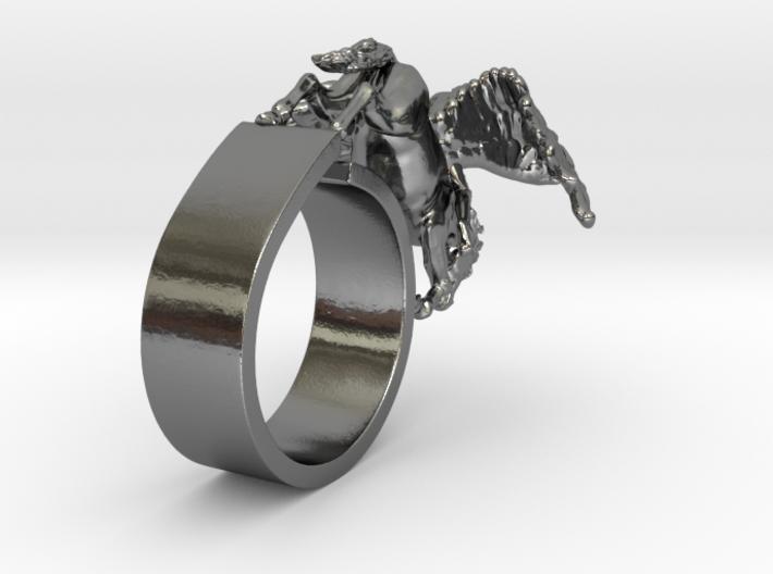 RingPegasus 3d printed