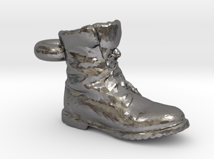 Boot Keyring 3d printed