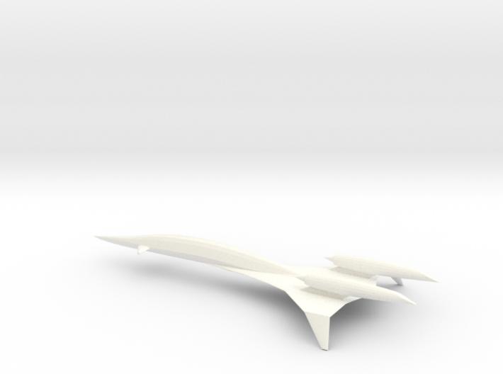 SSBJ Enterprise (Supercruise) 3d printed