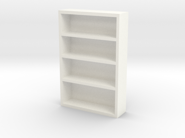 Bookcase 3d printed