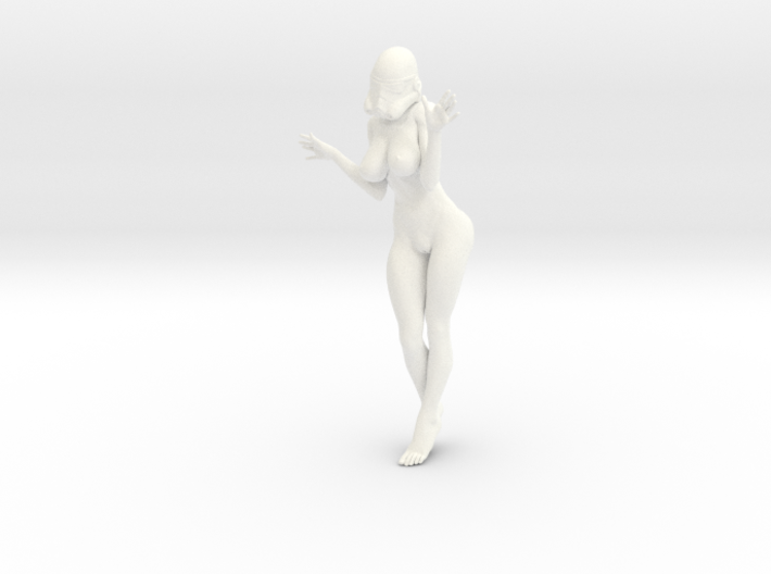 1/15 Star Wars Sexy Girl-010 3d printed