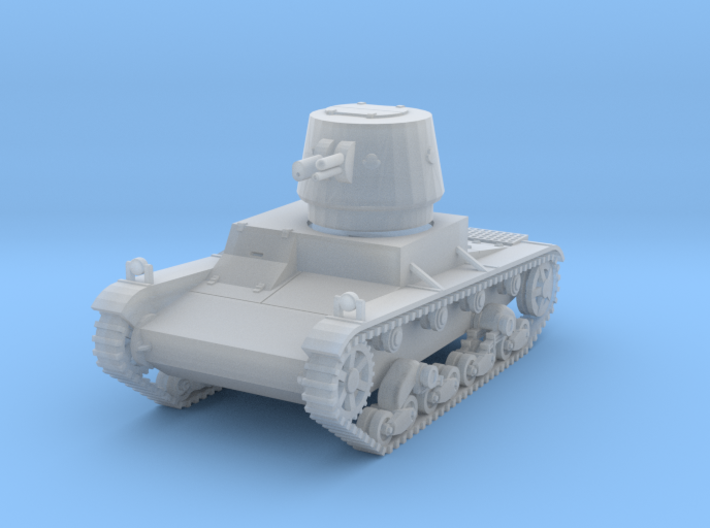 PV79C Vickers Mark E Type B (1/87) 3d printed