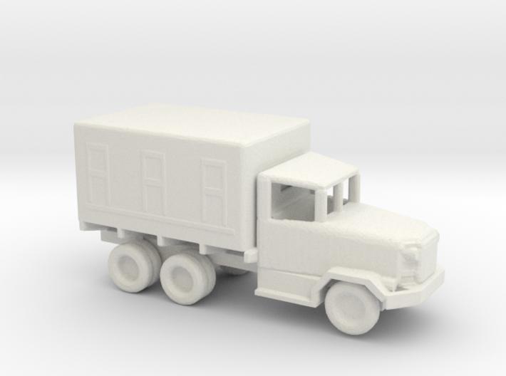 1/200 Scale M109 VAN 3d printed