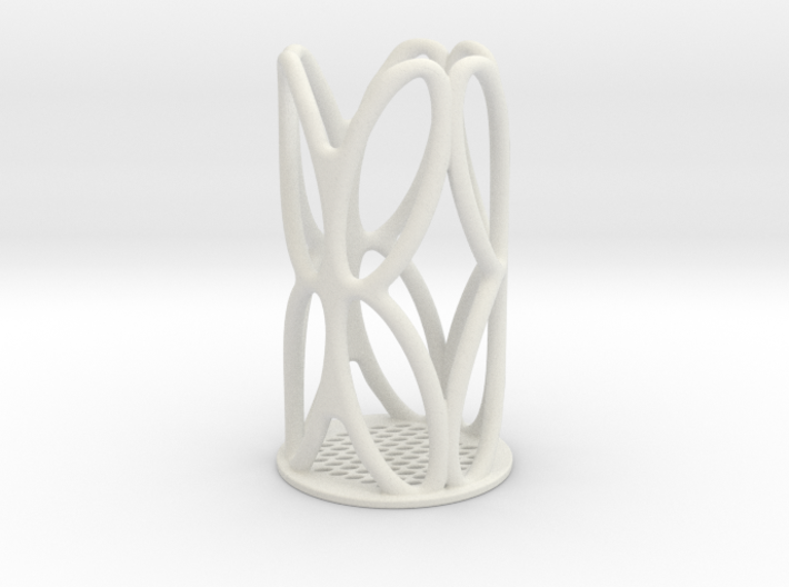 Stationery Stand 3d printed