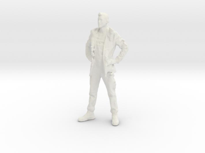 Printle C Homme 008 - 1/43 - wob 3d printed