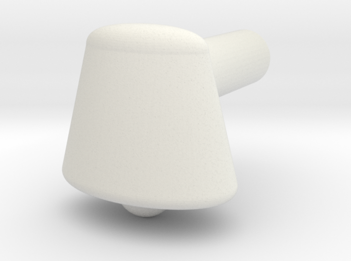 PN Wessex Winch Lamp 3d printed