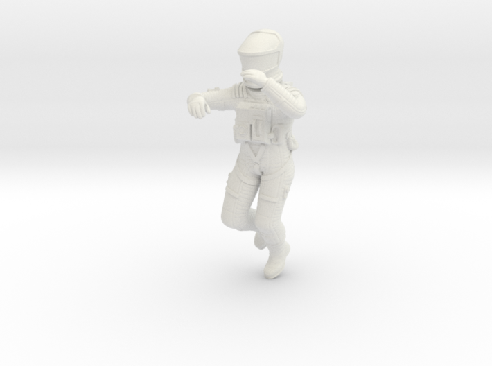2001 Death Astronaut 1:24 3d printed