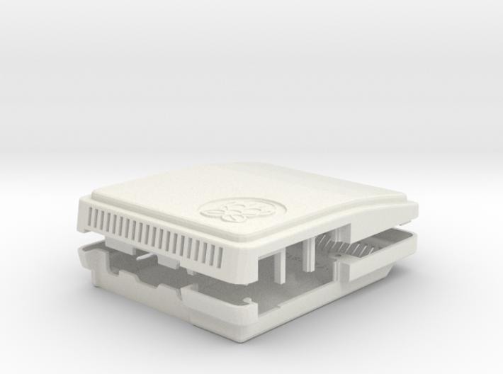 SuperMushberryPi Case 3d printed
