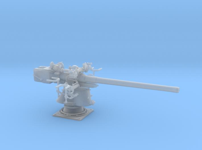 1/32 UBoot 8.8 cm SK C/35 Naval Deck Gun 3d printed