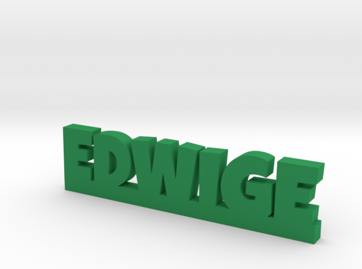 EDWIGE Lucky 3d printed