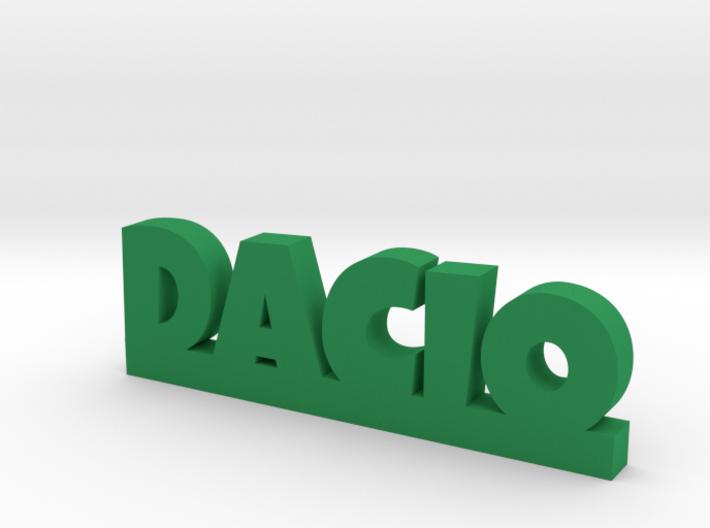 DACIO Lucky 3d printed