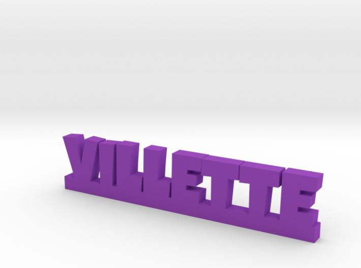 VILLETTE Lucky 3d printed