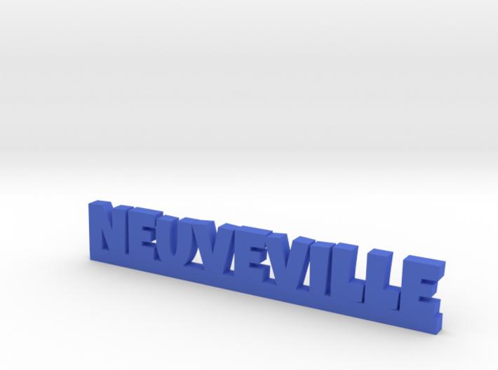 NEUVEVILLE Lucky 3d printed