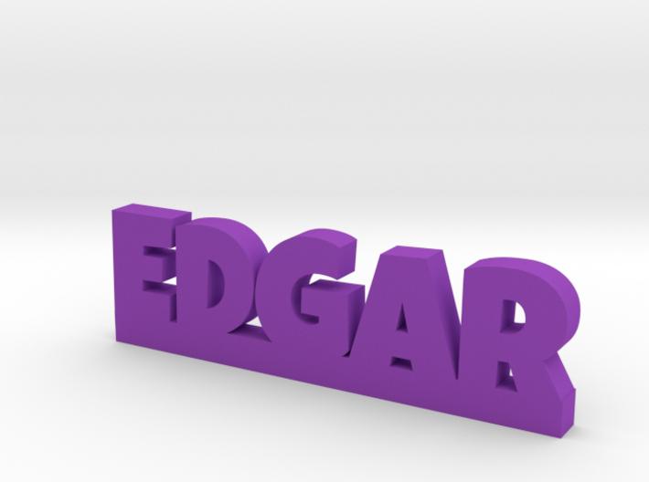 EDGAR Lucky 3d printed
