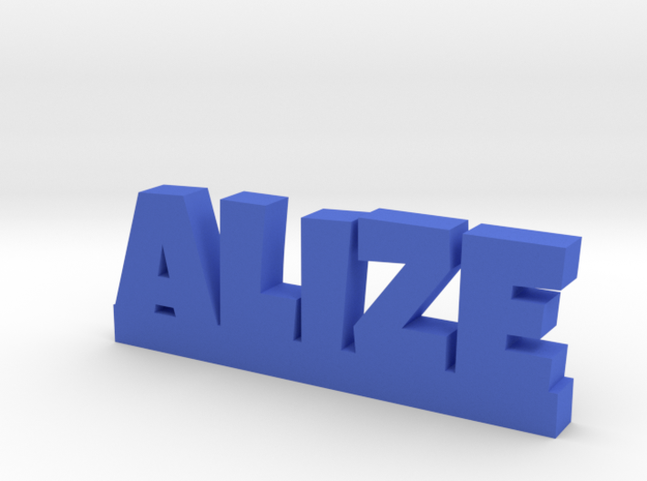 ALIZE Lucky 3d printed