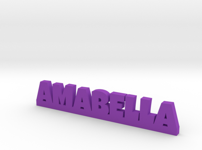 AMABELLA Lucky 3d printed