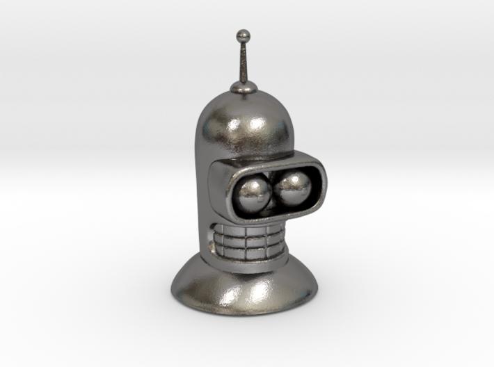 Bender's head 3d printed
