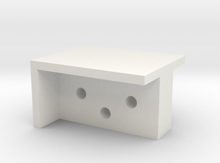 4x4 Dowel Jig 3d printed